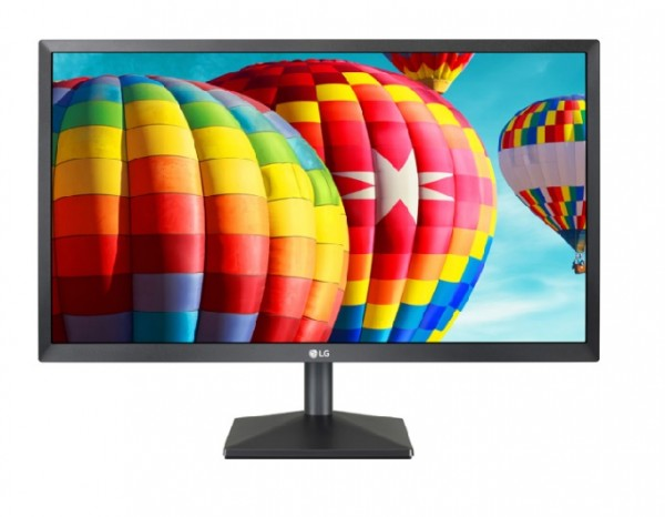 LG LCD 23.8'' 24MK430H-B IPS Panel Full HD, VGA HDMI
