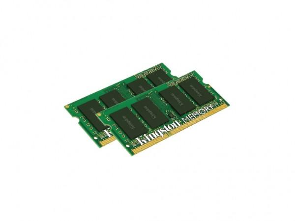 Kingston SODIMM DDR3 16GB (2x8GB) 1600MHz KVR16S11K216