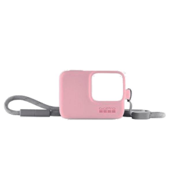 GoPro Sleeve & Lanyard ACSST-004 (Pink)
