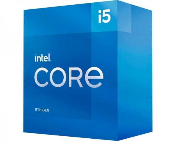 INTEL Core i5-11400 6 cores 2.6GHz (4.4GHz) Box