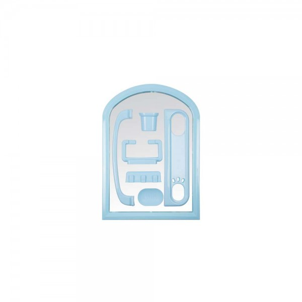 Zilan zln1039bl kupatilsko zidno ogledalo set