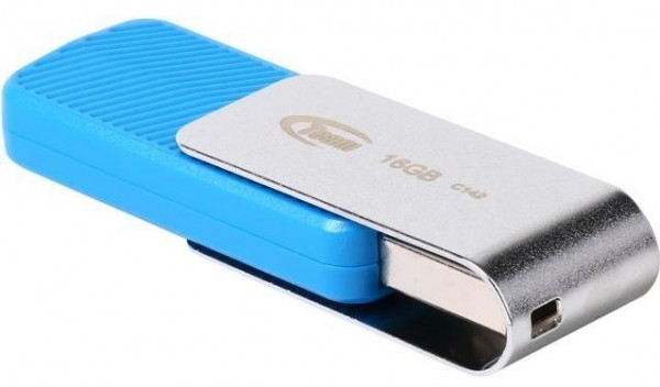 TeamGroup 16GB C142 USB 2.0 BLUE TC14216GL01