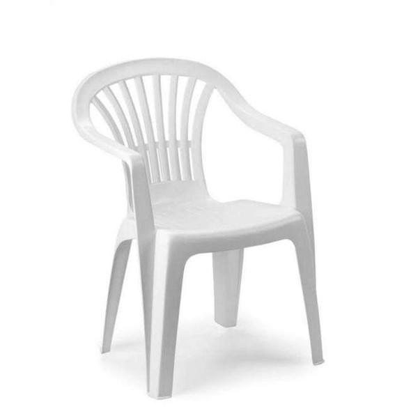 NEXSAS Baštenska stolica Altea bela 296585