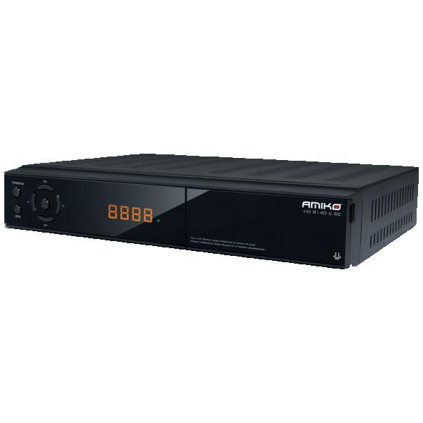 DVB HD 8140 C SE Prijemnik zemaljski,DVB-C,Full HD, USB PVR, Media Player