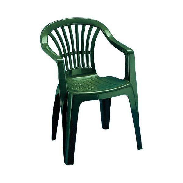 Baštenska stolica Altea zelena Nexsas