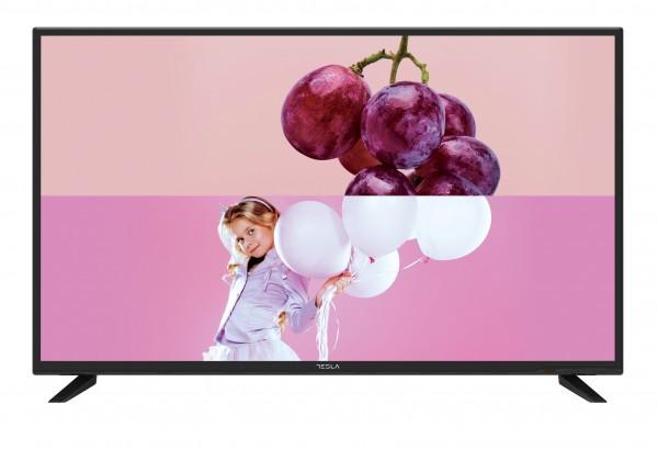 Tesla TV 43M312BF, 43'' TV LED, slim DLED, DVB-T2CS2, Full HD