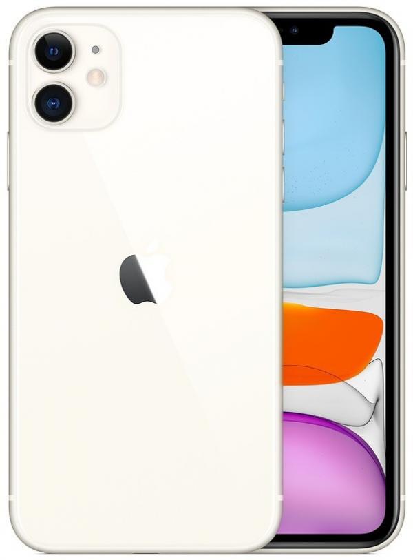APPLE Iphone 11 128 GB White MHDJ3ZDA