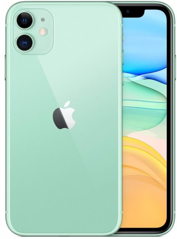 APPLE Iphone 11 128GB Green MHDN3AAA