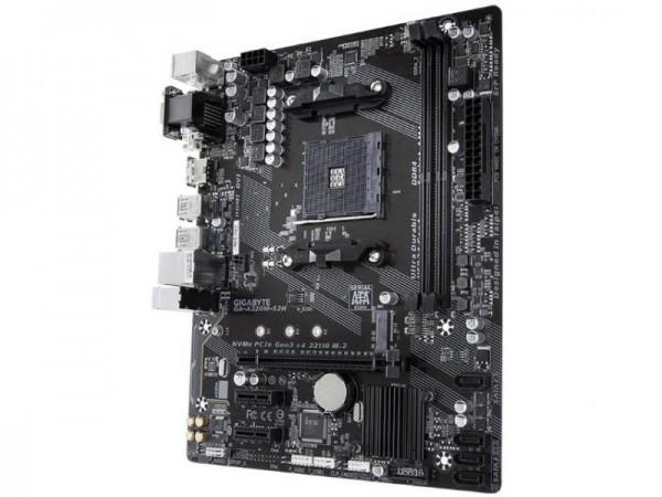 Gigabyte AMD MB GA-A320M-S2H