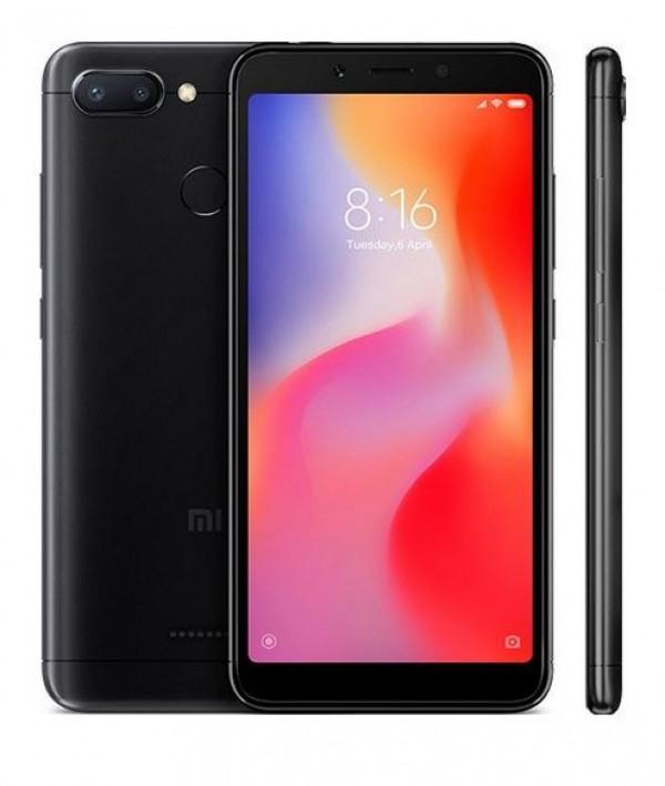 Xiaomi Redmi 6 EU 3+32 Black