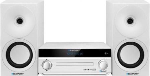 Blaupunkt Micro System with bluetooth MP3/CD/USB/AUX (MS30BT Bela  EDITION)