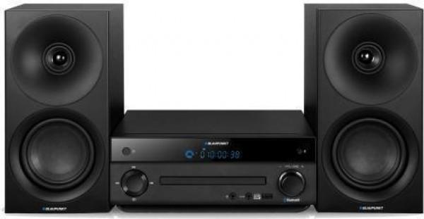 Blaupunkt Micro System with bluetooth MP3/CD/USB/AUX (MS30BT Crna)
