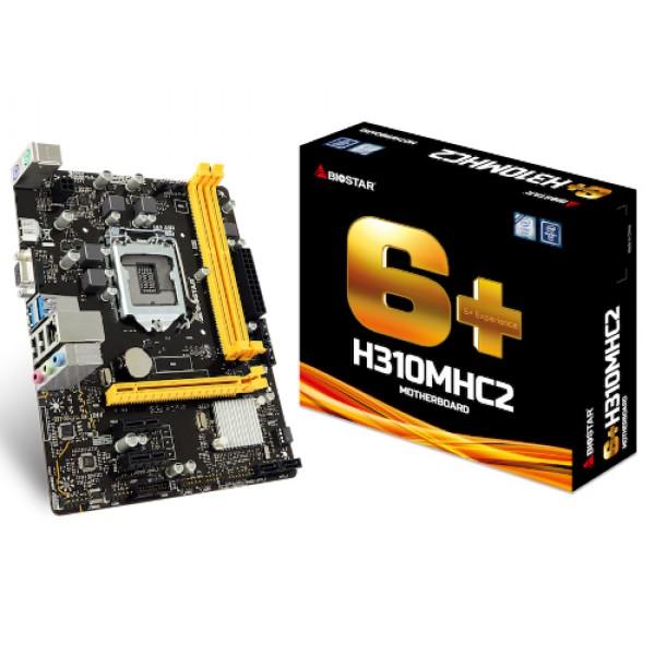 Matična ploča 1151 Biostar H310MHC2 VGA/HDMI