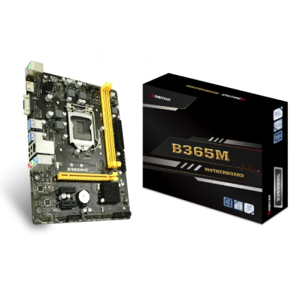 Matična ploča 1151 Biostar B365MHC HDMI/VGA/M.2