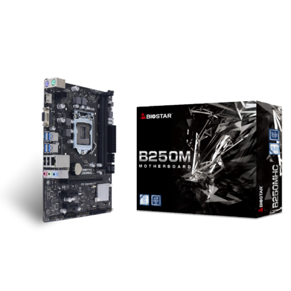 Matična ploča 1151 Biostar B250MHC VGA/HDMI