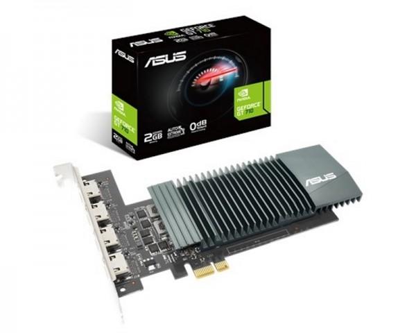 ASUS nVidia GeForce GT 710 2GB 64bit GT710-4H-SL-2GD5