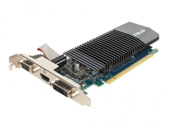 Asus NVD GeForce GT 710 1GB GDDR5 HDMI VGA  GT710-SL-1GD5-BRK