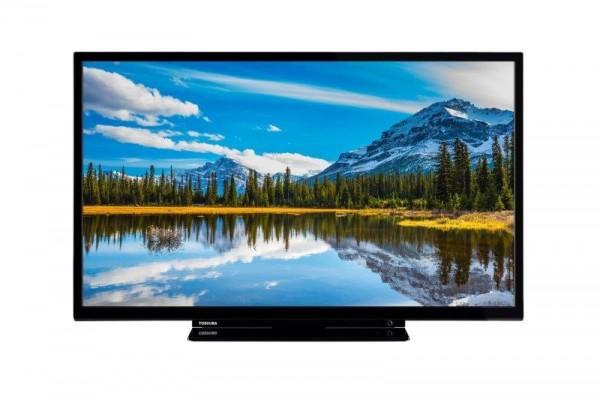 Toshiba 32'' Televizor 32W1863DG  HD Ready, DVB-T2, black, uni-stand