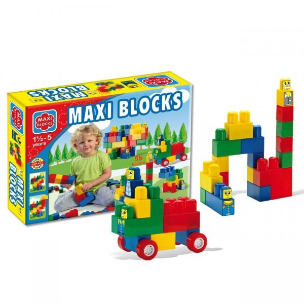 Kocke Maxi blocks , 56 kom ( 70-625000 )