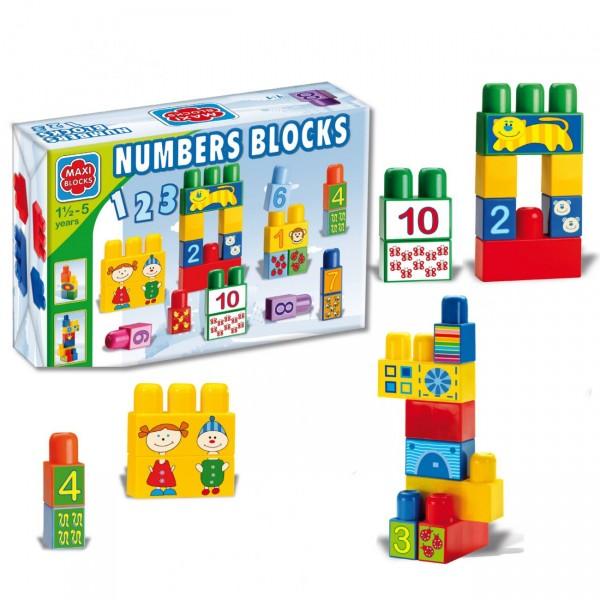 Kocke Maxi blocks za učenje ( 70-618000 )