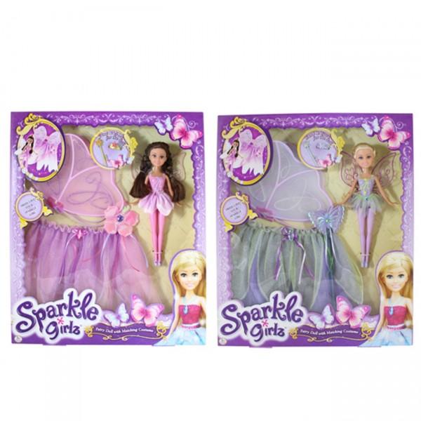 Sparkle Girlz set, lutka i dre ( 44-403000 )
