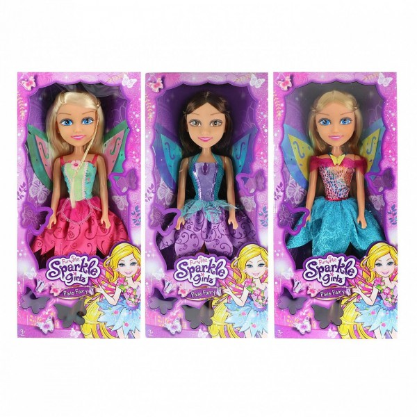 Sparkle lutka Fairy 50 cm ( 44-398000 )