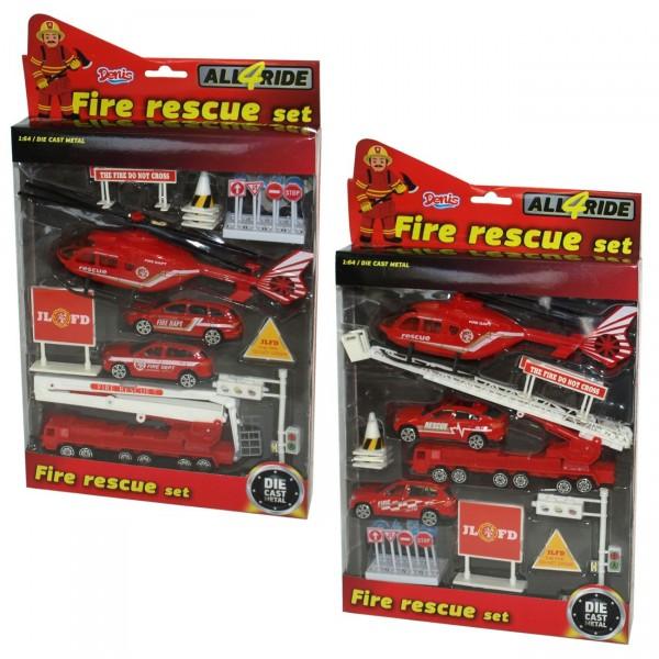 Vatrogasna služba, set ( 38-412000 )