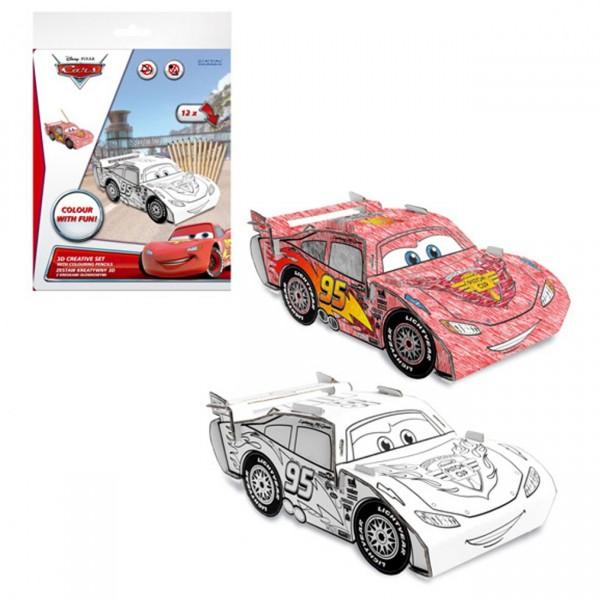 Kreativni set Cars ( 33-306500 )