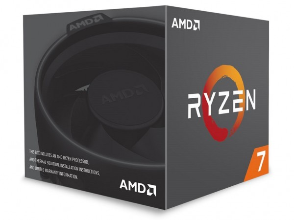 AMD Ryzen 7 2700 8C 3.2GHz (4.1GHz) Box AM4 Procesor