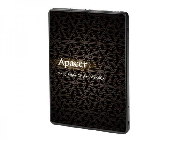 APACER 120GB 2.5'' SATA III AS340X SSD