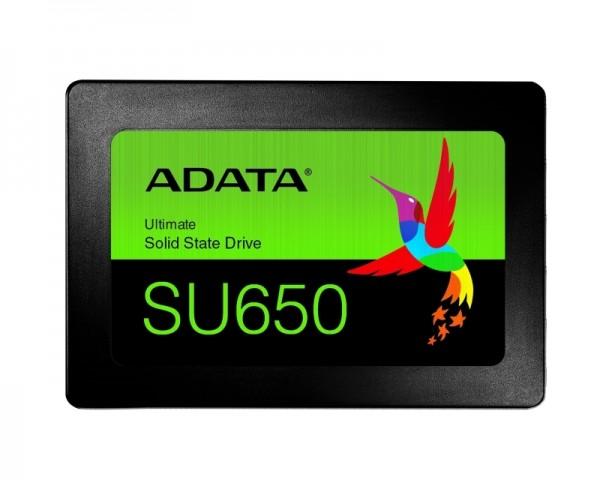 A-DATA 256GB 2.5'' SATA III ASU650SS-256GT-R SSD
