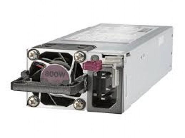 HPE 800W Flex Slot Platinum Hot Plug Low Halogen Remarket Power Supply Kit