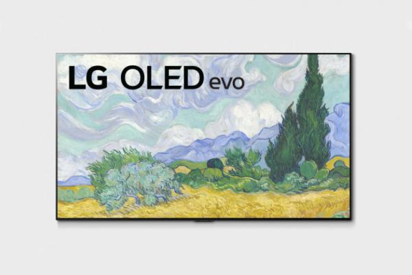 LG OLED65G13LA OLED TV 65'' Ultra HD, WebOS ThinQ AI, Gallery design, Wall-mount, Magic remote