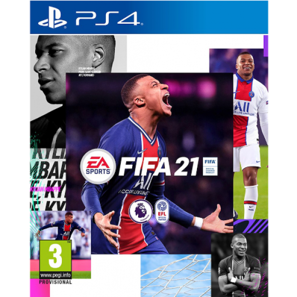 PS4 Fifa 21 (PS5 Upgrade Available)