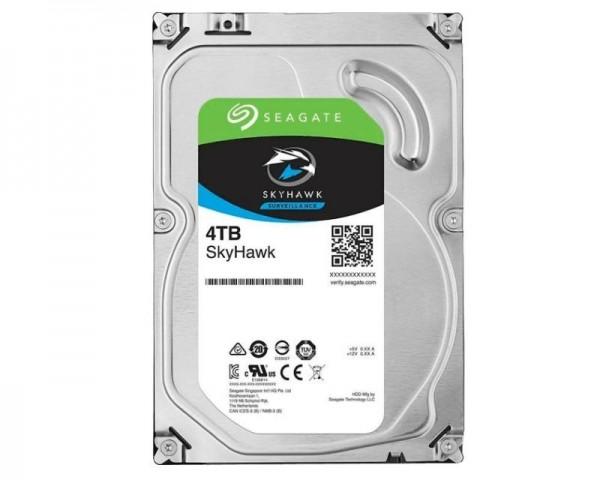 SEAGATE 4TB 3.5'' SATA III 256MB ST4000VX013 SkyHawk Surveillance HDD