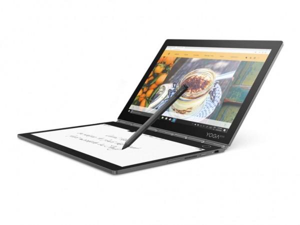 Lenovo Laptop Yoga Book C930 YB-J912F (ZA3S0101RS) 10.8'' QHD Intel Core i5-7Y54 4GB 256GB Intel UHD Win 10 Home
