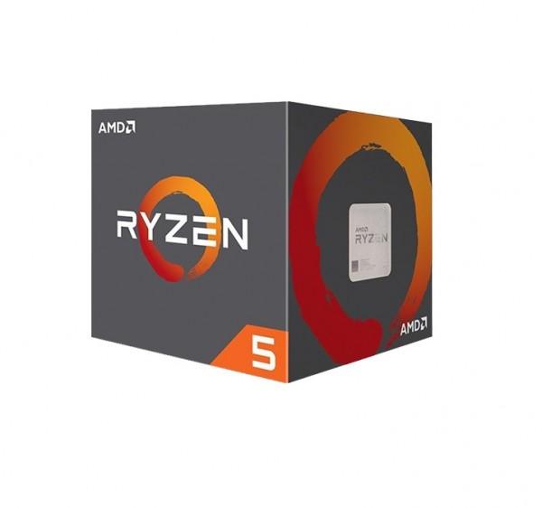 AMD CPU Desktop Ryzen 5 6C12T 1600 (3.23.6GHz Boost19MB65W AM4) BOX