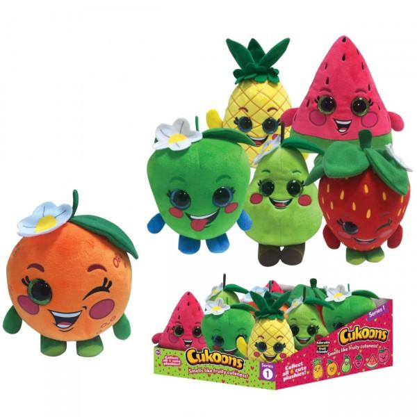 Cukoons Fruits 18cm plush Seri ( 61-701000 )