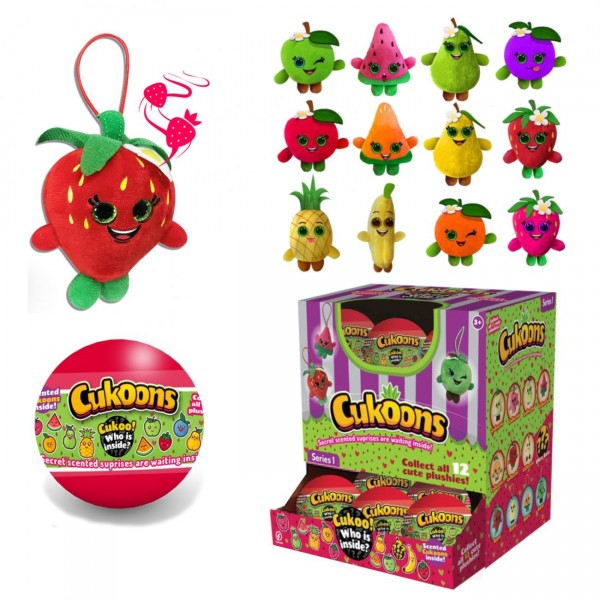 Cukoons Surprise Fruits Serie ( 61-700000 )