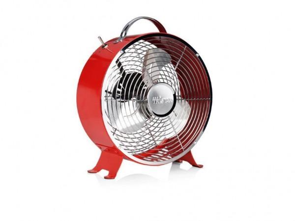 TRISTAR Ventilator stoni VE-5963 crveni