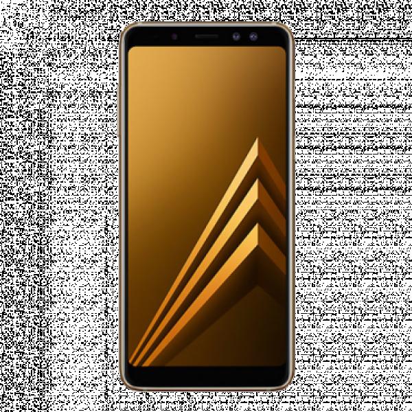 SAMSUNG Galaxy A8 (2018) Zlatni, 5.6'', OC, 4 GB, 16 Mpix, Mobilni telefon