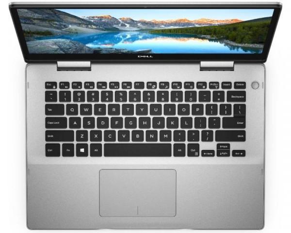DELL Inspiron 5491 2-u-1 14'' FHD Touch i3-10110U 4GB 256GB SSD Backlit FP Win10Pro srebrni 5Y5B