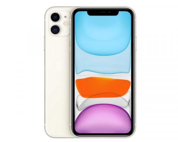 APPLE iPhone 11 64GB White MHDC3ZDA