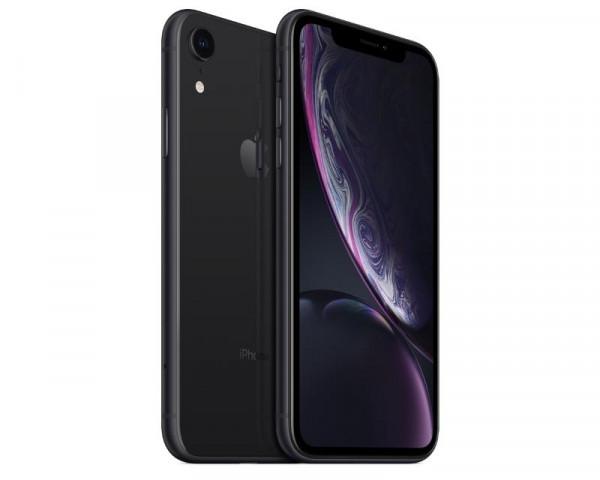 APPLE iPhone XR 64GB Black MH6M3ZDA