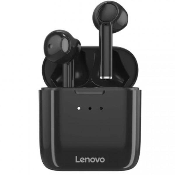 Lenovo Qt83 TWS Headset, Black
