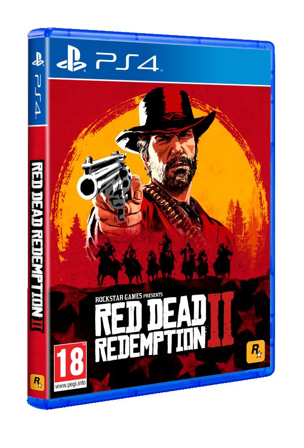 NINTENDO Video igra PS4 RED DEAD REDEMPTION 2