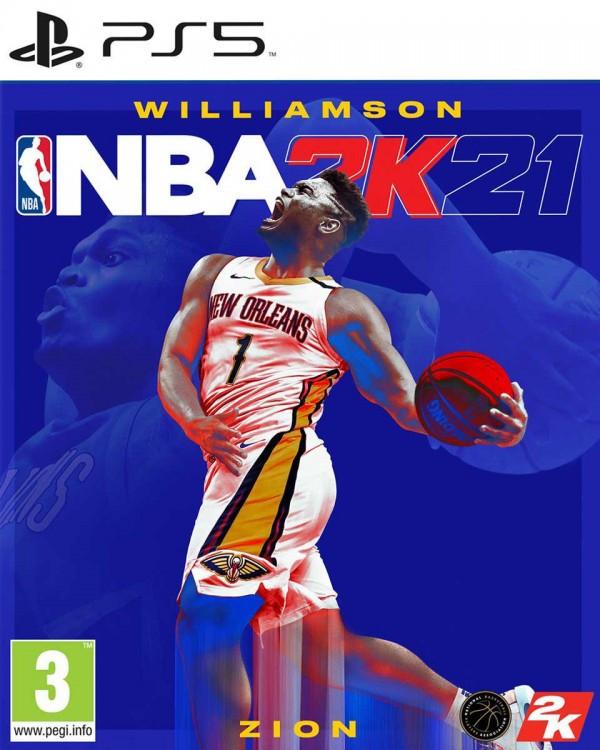 NINTENDO Video igra PS5 NBA 2K21 STANDARD EDITION (ENG)