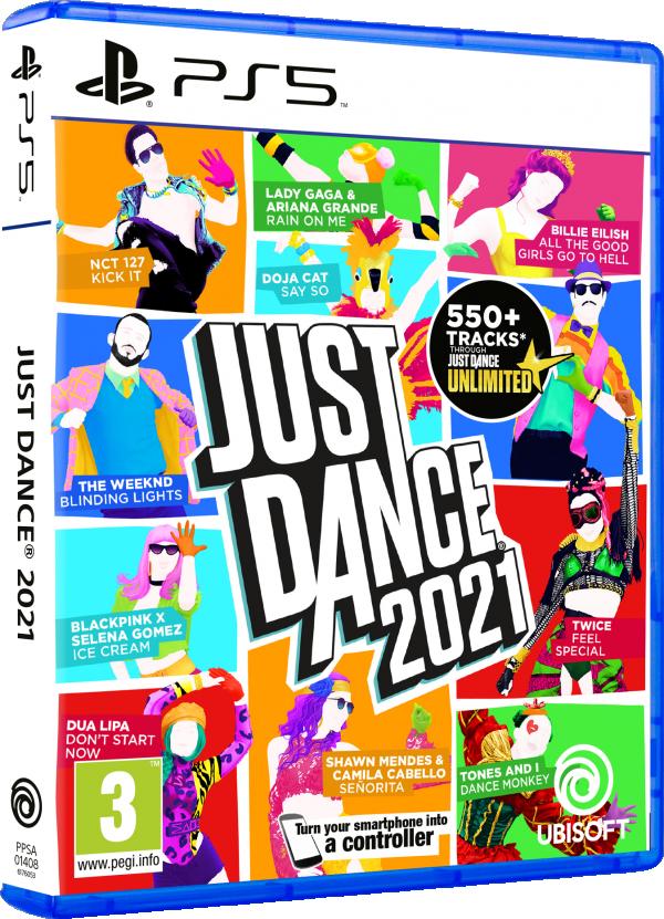 NINTENDO Video igra PS5 JUST DANCE 2021