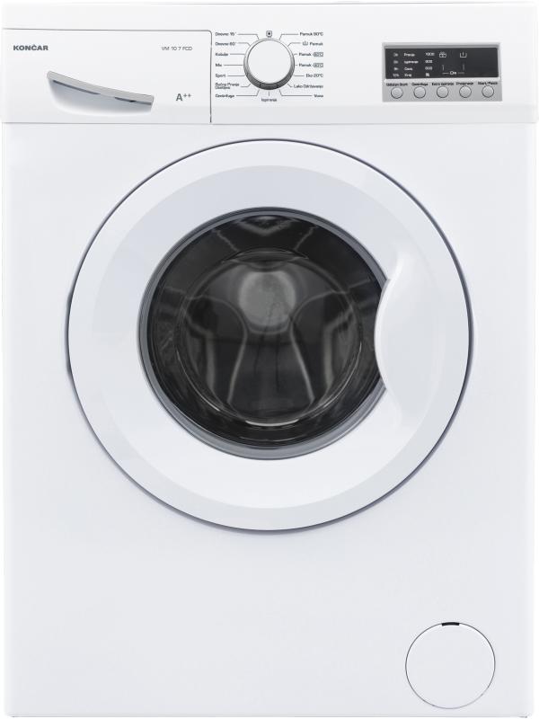 KONČAR Mašina za pranje veša VM 10 7 FCD