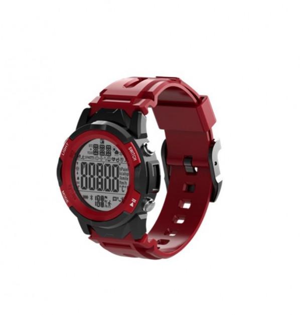 Lenovo C2 Smart Watch, Red